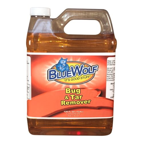 Blue Wolf Bug & Tar Remover 1 gallon