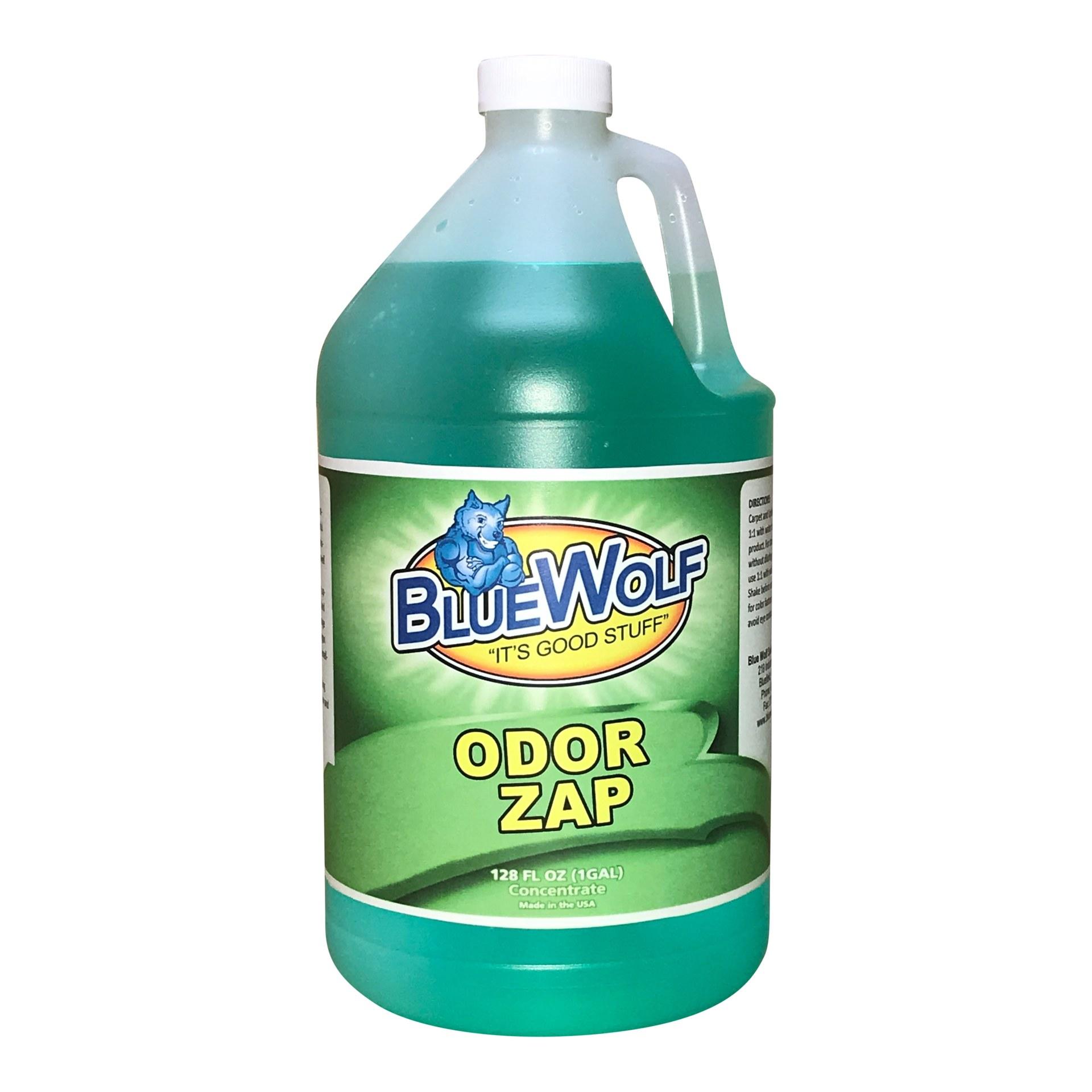 Odor Zap Blue Wolf